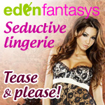 EdenFantasys - the sex shop you can trust