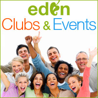 Eden Clubs and Events - Community Clubs, Events and Workshops from EdenFantasys
