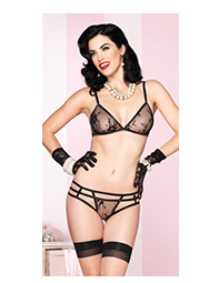 Naughty Bra and Panty Sets Escante