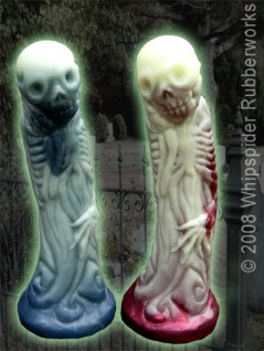 Whipspider Ghost Dildo